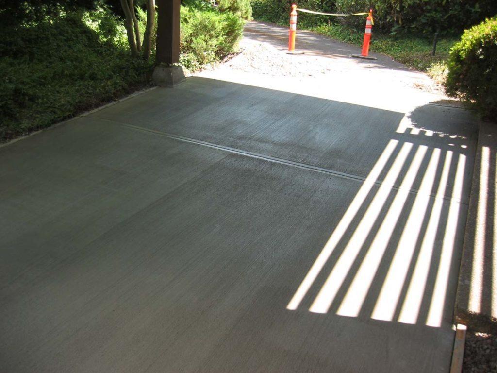 utility driveway landscape design 4