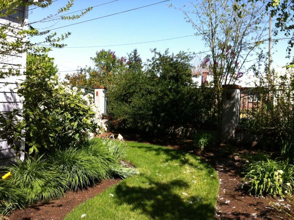 landscape design in salem oregon
