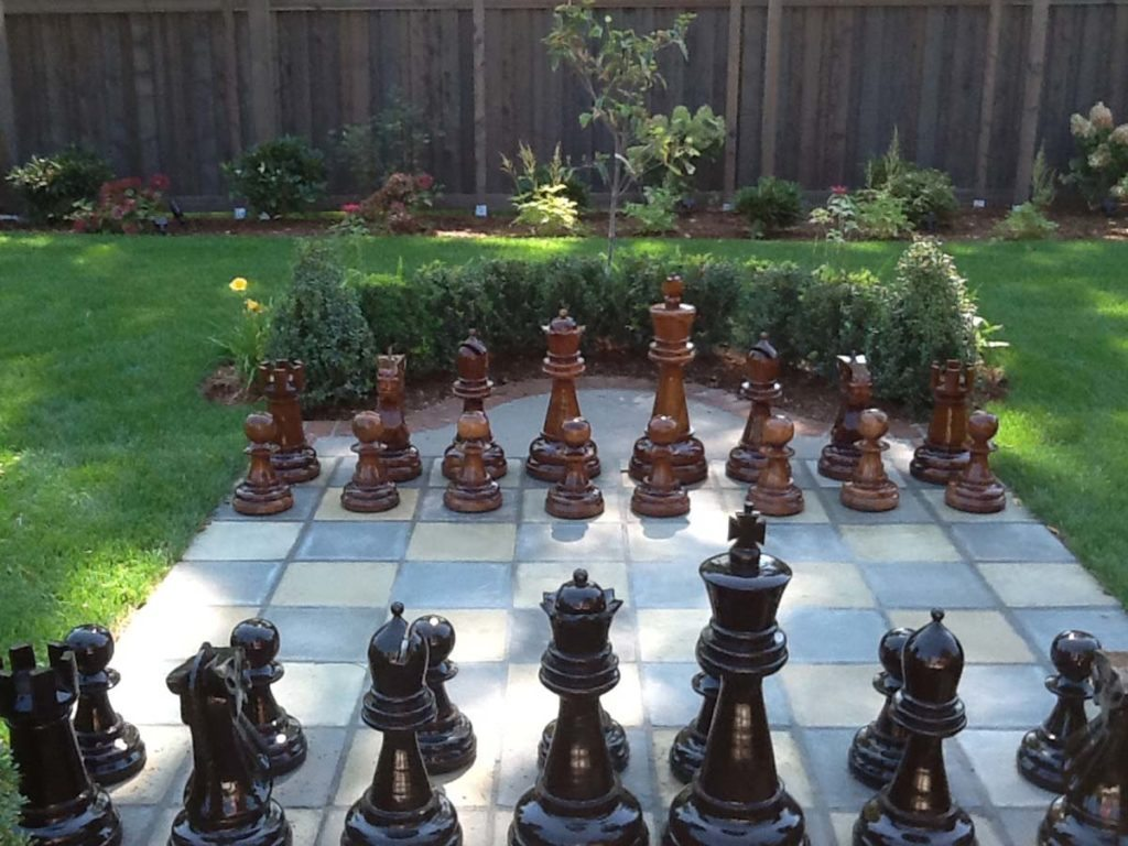 play spaces in landscape design chess 3
