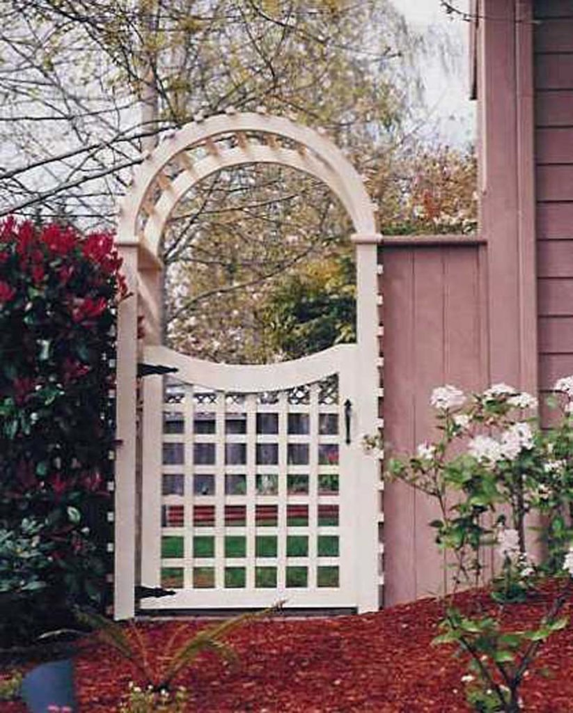 arbor and gate design in salem oregon