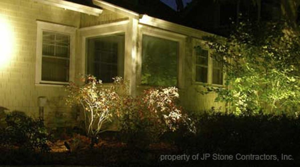 lighting house landscape salem oregon design