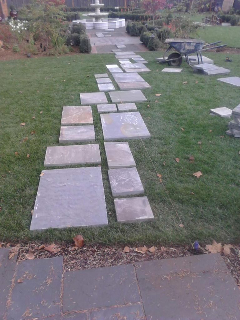 bluestone flag masonry in salem oregon 2