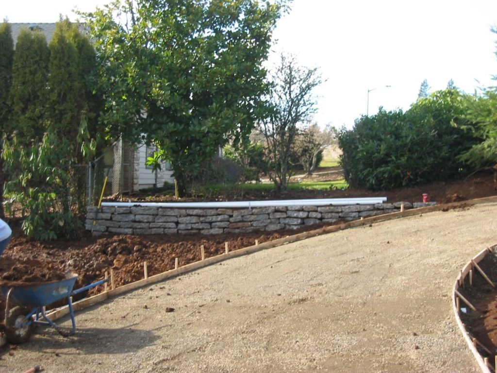 driveway install salem oregon