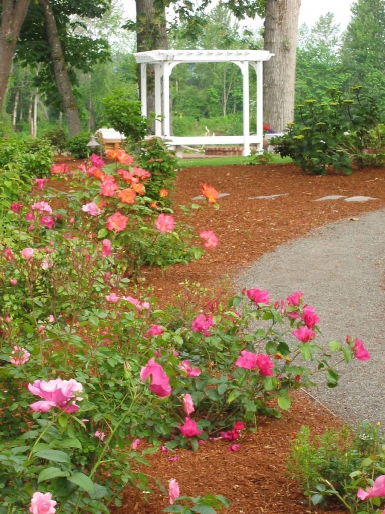 Pergolas, Gazebos, Garden Folly - The Garden Angels