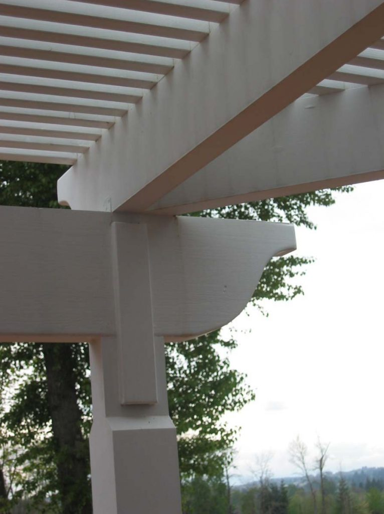 pergola and landscape in salem oregon 3