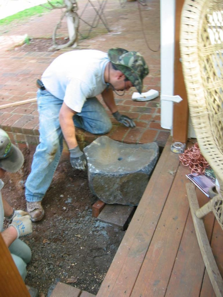setting drill rock salem oregon