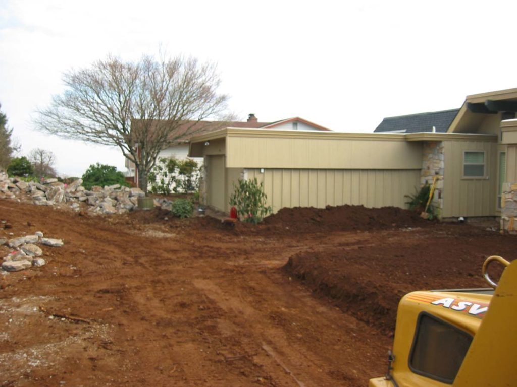 driveway excavation salem oregon