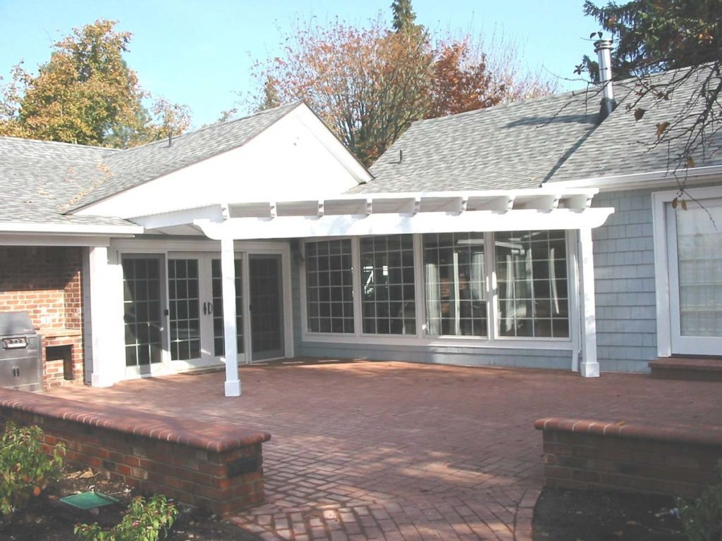 pergola and landscape in salem oregon 4