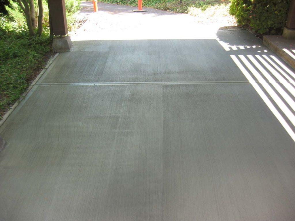 utility driveway landscape design 3