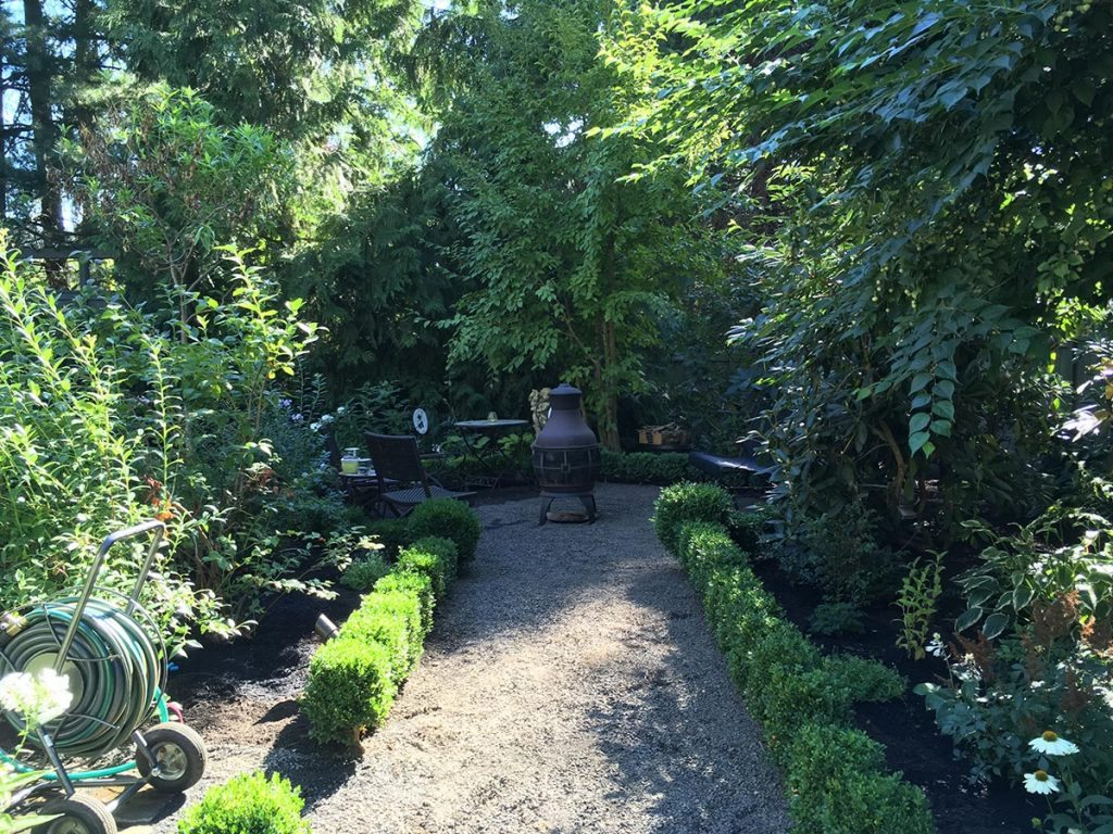 fire spaces to spark fun with crushed gravel pathway in salem oregon 2