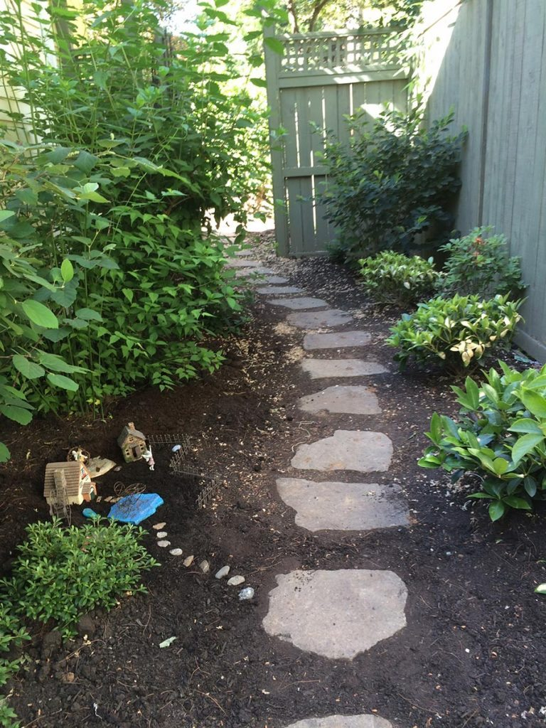 stone path landscape design 2