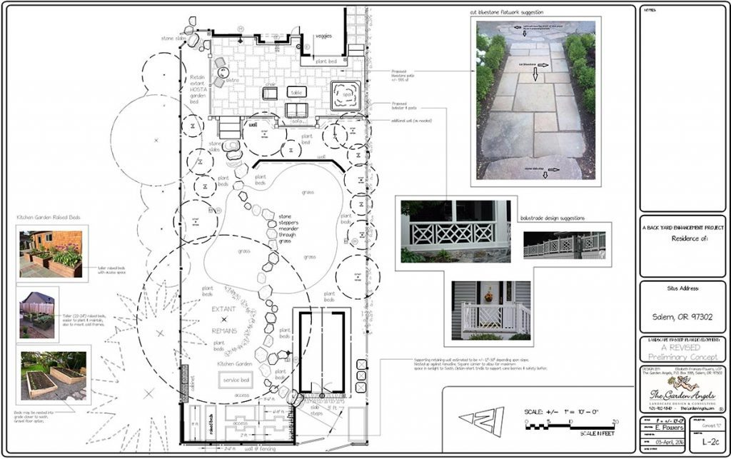 landscape plan sample design 24