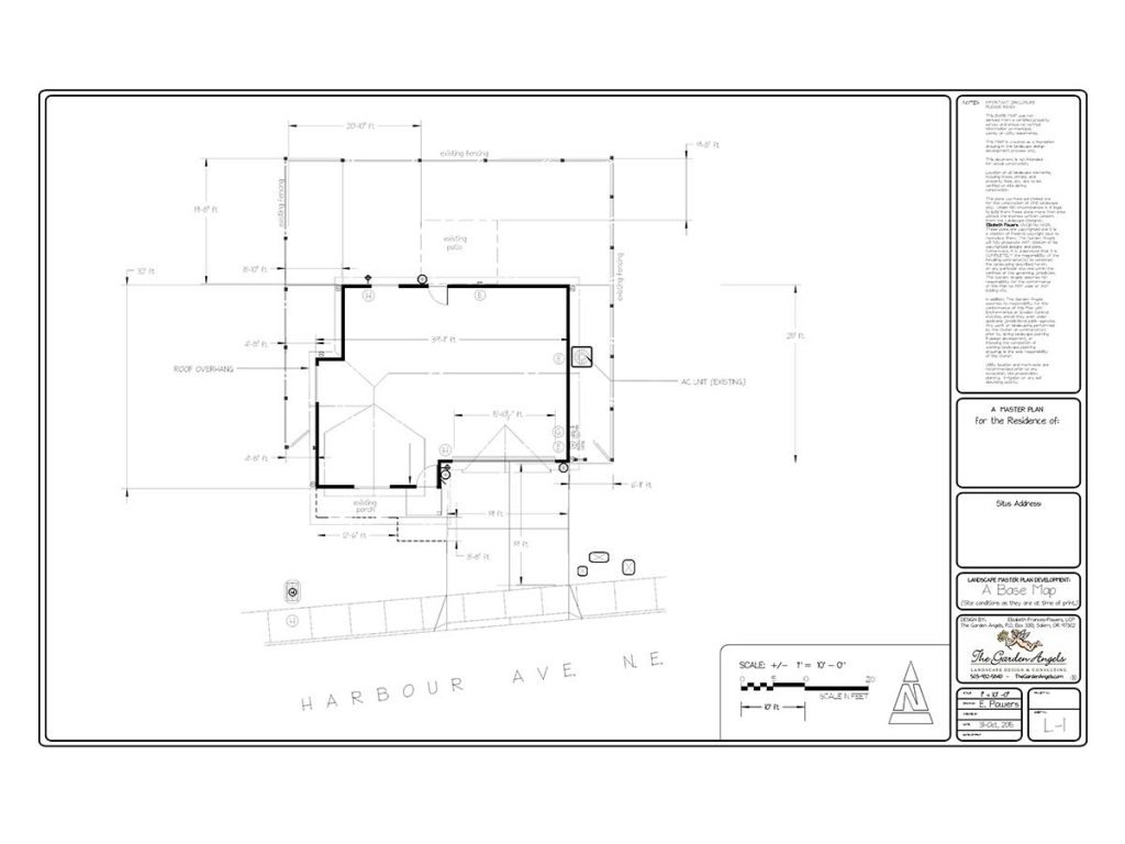 landscape plan sample design 26