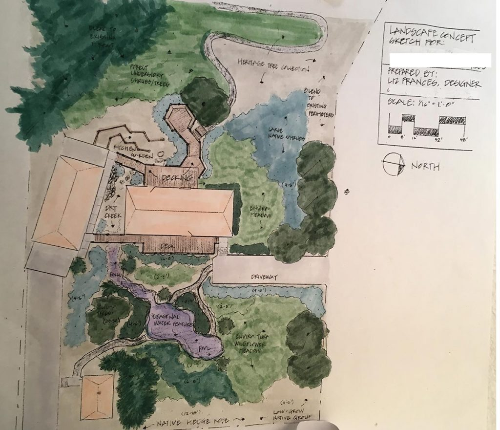 landscape plan sample design 30