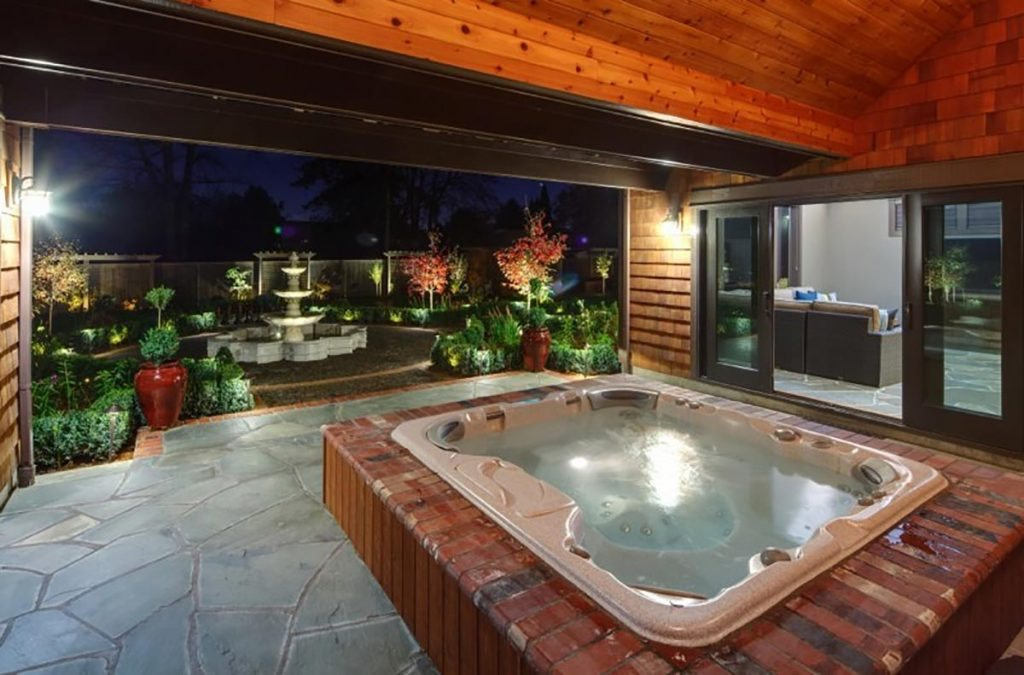 Soaking Spas & Exercise Pools landscape design 5